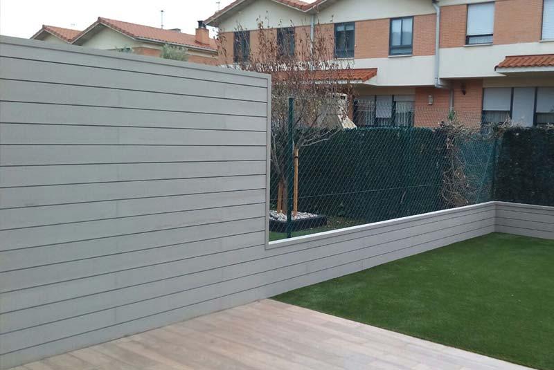 Cerramiento jardin coberti toldo horizontal motorizado - Cerramientos jardin ...