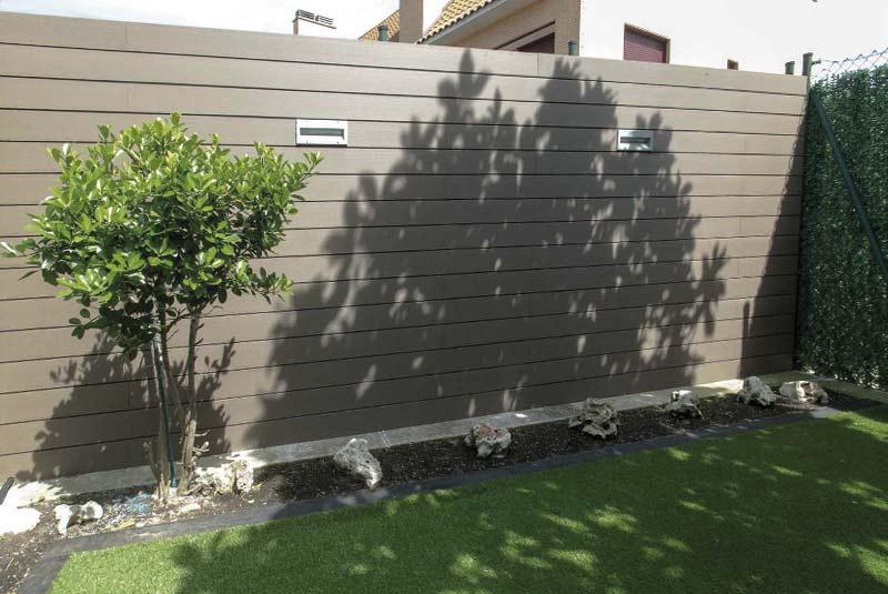 Cerramientos para jardin ideas de disenos for Cerramientos para jardines