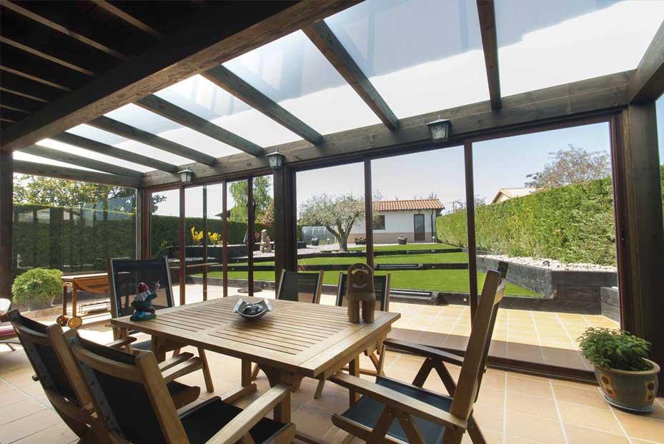 Techos para casas de campo techos para casas de campo - Porches de casas de campo ...